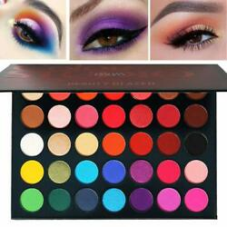 James Charles Palette Make Up Inner Artist 35 Color Pressed Eyeshadow Waterproof