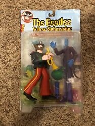 The Beatles Yellow Submarine Figure Ringo With Apple Bonker 2000 Mcfarlane Toys