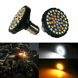 Switchback 1157 Turn Signal&Parking Lights Bulbs For Motorcycle Harley Davidson $29.99