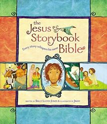 The Jesus Storybook Bible Every Story Whispers His Name Digital Edition Book