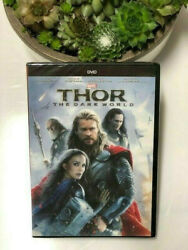 Thor: The Dark World 2014 (Brand New DVD) Marvel With Free Shipping