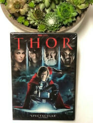 Thor Brand New DVD 2011 (Marvel Studios) Free Shipping