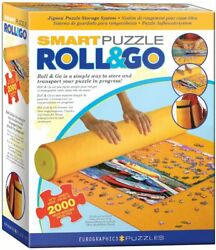 EuroGraphics Roll & Go Jigsaw Puzzle Mat fits up to 2000 Pieces