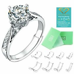 Invisible Ring Size Adjuster for Loose Rings Ring Adjuster Fit Any Rings Asso...