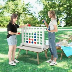 Connect 4 Four In A Row Games Outdoor Yard Big Huge Four Lawn Wooden Jumbo Game