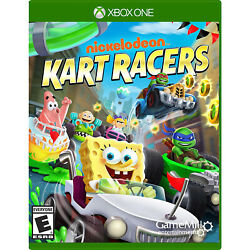 Nickelodeon Kart Racers Xbox One Brand New $19.99