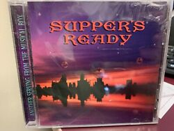 Supper's Ready Another Serving From The Musical Box CD 1995 MAGNA CARTA 9004 NEW