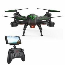 K200 FPV RC Drones with Camera Live Video 720P HD Wi Fi 4 Channel 2.4GHz 6 Axis $39.89