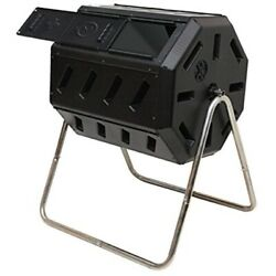 FCMP Outdoor IM4000 Tumbling Composter 37 gallon Black $152.00