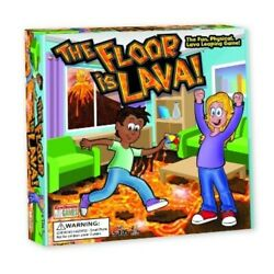 NEW Endless Games The Floor Is Lava Indoor and Outdoor Safe Board Game
