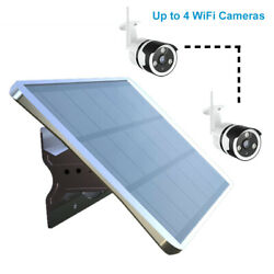 Outdoor Solar Off Grid Generator Kit for IPC CCTV RF Mobile Commercial Sign