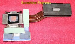 OEM Dell GPU Heatsink J9H7X 0J9H7X for Dell Alienware M17x R3 Graphics Card $19.99