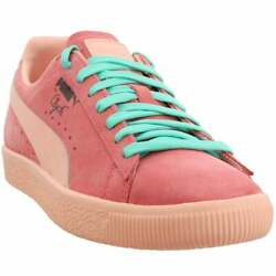 Puma Clyde South Beach  Casual   Sneakers - Pink - Mens