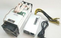 AntMiner S9i 14.5T New BTC Miner Bitcoin Mining Machine With Power Supply