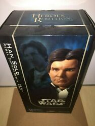 Sideshow Star Wars Han Solo Rebel Captain: Bespin 16 Scale 12 Inch Figure