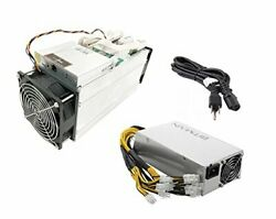 Bitmain Antminer S9 14THs Bitcoin BTC ASIC Miner w PSU included