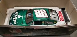 Dale Earnhardt Jr 2008 National Guard Amp Energy 1:24 Green Nascar Diecast