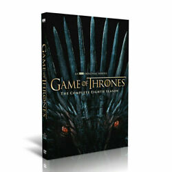 Game of Thrones The Complete Eighth 8th Season 8 DVD *BRAND NEW
