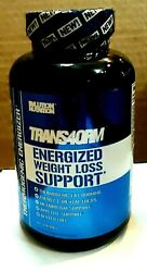 EVLUTION NUTRITION TRANS4ORM EVL FAT BURNER FOCUS EVL 120 Caps60 Servings