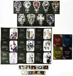 Anime Dvd Black Butler Animate Limited Edition Complete 9 Volume Set