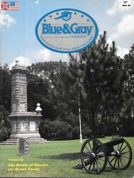 Blue & Gray Mar 86 Battle Olustee Ocean Pond Florida Trent's Reach Confederate