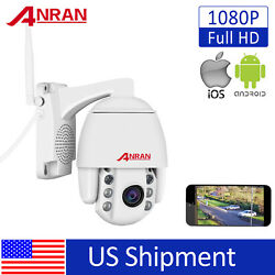 ANRAN 1080P Home Security Camera System Outdoor Wireless 2 Way Audio Waterproof $69.99