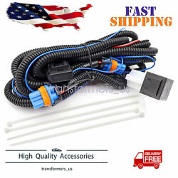 Fit For Chevrolet Chevry Silverado Classic 1500 2500 Fog Light Wiring Harness $16.89