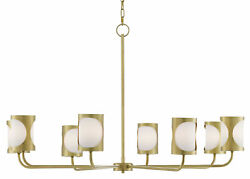 Currey and Company 9000-0483 Carnaby 8 Light 44