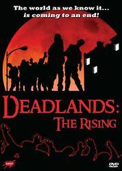 Deadlands: The Rising - RARE OUT OF PRINT zombie apocalypse gory DVD undead HOT!