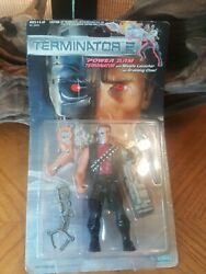 Terminator 2 Power Arm Terminator Missile LaunchClaw Kenner 1991 - NOS on Card