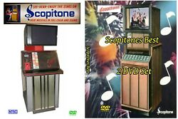 Scopitone BEST Classics 2 DVD set music video from 16mm film collection 1960