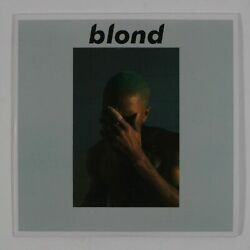 Frank Ocean - Blond  Blonde [2LP] Limited Edition Yellow Colored Vinyl Record