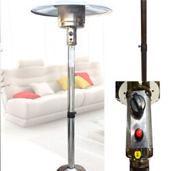Commercial Outdoor Patio Umbrella Gas Heater Furnace Head Stainless Steel $269.00