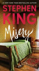 Misery Paperback by King Stephen Like New Used Free shipping in the US