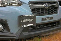 Perrin Front License Plate Relocation For Subaru 18-19 Crosstrek 14-19 Forester  $82.80