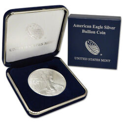2020 American Silver Eagle in U.S. Mint Gift Box $38.59