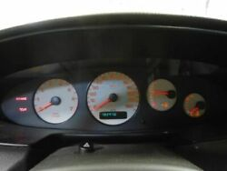 99 00 STRATUS SPEEDOMETER HEAD ONLY WO AUTOSTICK TRANSMISSION MPH US MARKET