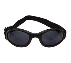 Rothco Black Collapsible Tactical Goggles 10367 $11.99