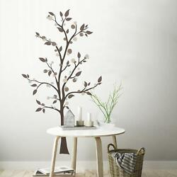 MOD TREE Giant WALL DECALS MURAL BiG 68quot; Home Stickers NEW Modern Room Decor $22.00