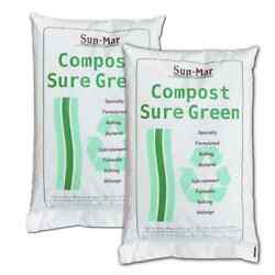 Sun Mar Compost Sure Peat Moss and Hemp Mix 8 Pound Green Bag Pack of 2 $39.99
