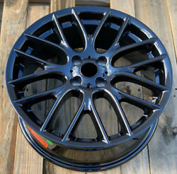 17 Inch Wheels For Mini Cooper and S Gloss Black Finish 4x100 Rims Set of 4 $599.00