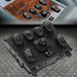 FOR 98-03 MERCEDES-BENZ ML320 ML430 ML55 FRONT CENTER MASTER POWER WINDOW SWITCH $28.66