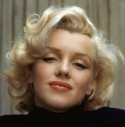 Marilyn Monroe Celebrity Blonde 8x10 Picture Celebrity Print