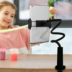 Aduro Solid-Grip 360 Adjustable Universal Gooseneck Tablet Stand for Desk $9.99