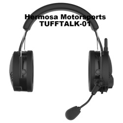 Sena Tufftalk Over the Head Earmuff Bluetooth® Headset - TUFFTALK-01 $399.00