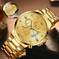 Dimmable LED Ring Light Lamp Tripod Stand Camera Photo Studio Selfie Phone Video $25.97