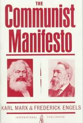 Manifesto of the Communist Party Paperback by Marx Karl; Engels Friedrich...