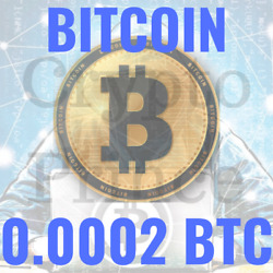 Bitcoin(0.001 BTC) Mining Contract 2 Hours Get 0.001 BTC Guaranteed $13.48