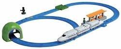 Plarail N700A Shinkansen Basic Set With Dvd For The First Time