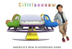 SeesawPlayground setIndoor gamesOutdoor gamesPlayground equipmentKids game $5,499.00
